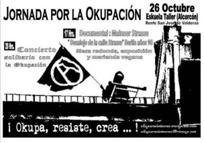 Madrid_26_OCTUBRE_JORNADA_POR_LA_OKUPACION_EN_EL_CSO_ESKUELA_TALLER